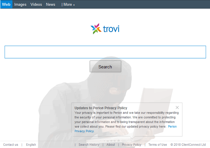 WHAT IS TROVI SEARCH